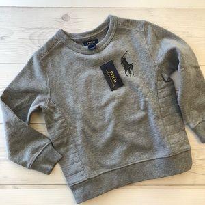 Kid's Ralph Lauren Sweatshirt NWT